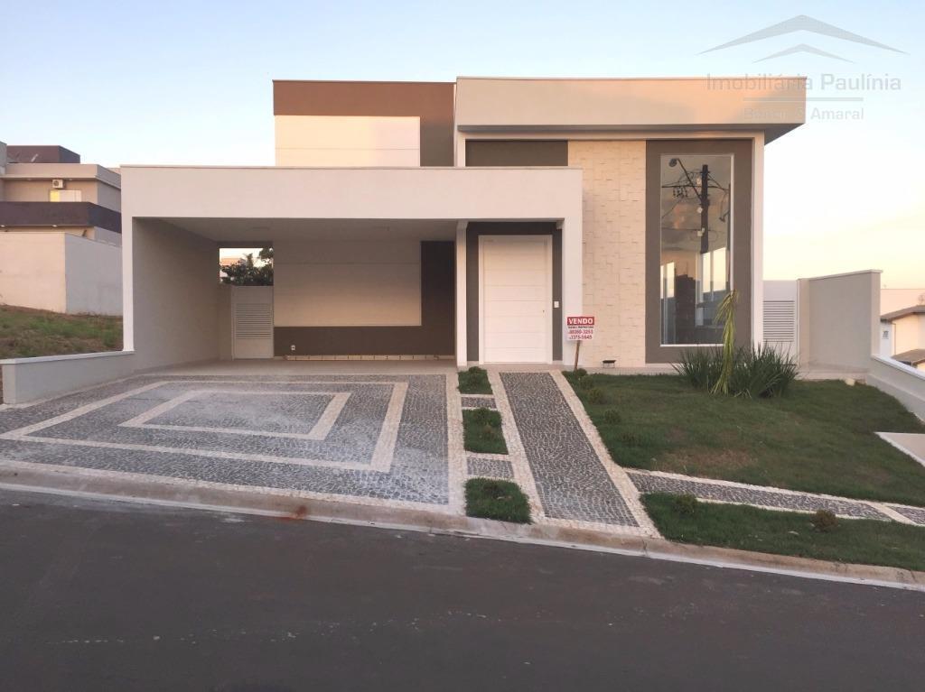 Casa em Paulínia, Condomínio Residencial Alto do Boa Vista