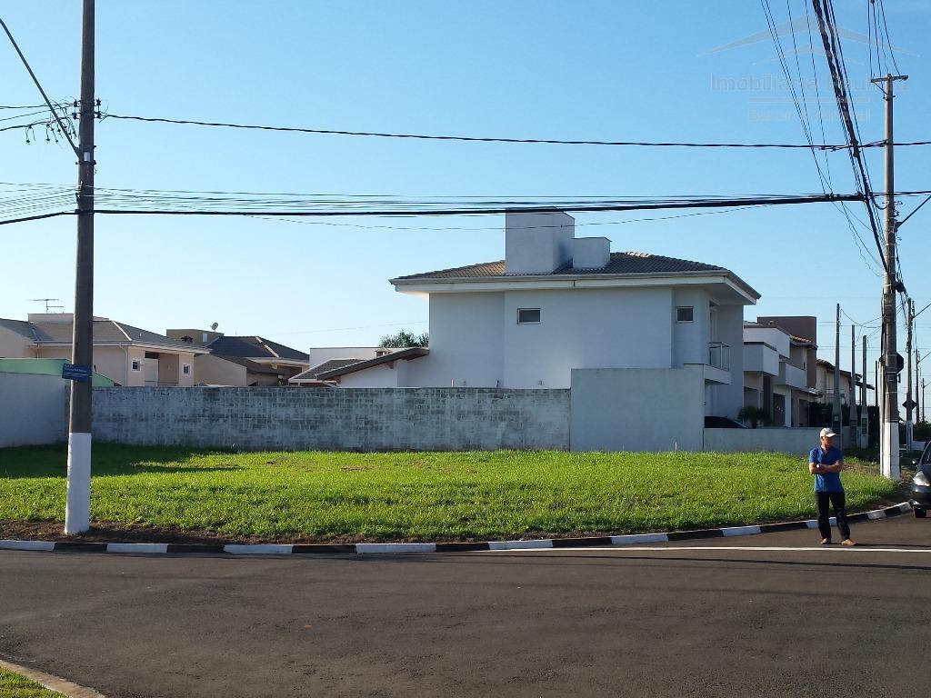 Terreno em Condomínio Terras Do Fontanário, Paulínia - SP