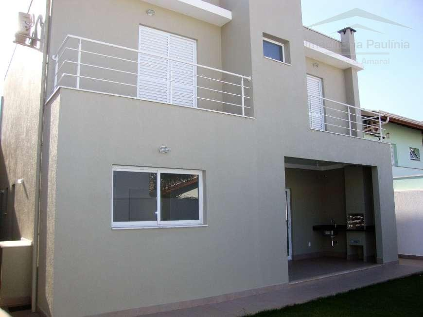 Casa de 4 dormitórios em Condomínio Paineiras, Paulínia - SP