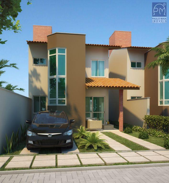 Casa  residencial à venda, Jacunda, Aquiraz.
