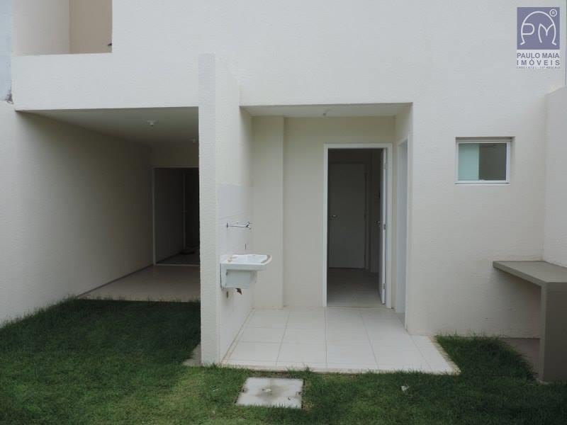 Casa residencial à venda, Lagoinha, Eusébio.