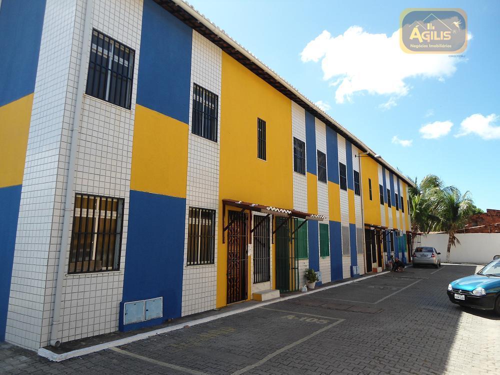 Apartamento residencial para locação, Parque Genibaú, Fortaleza - AP0090.