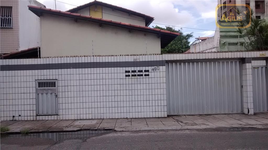 Apartamento com 2 dormitórios para alugar, 60 m² por R$ 599,00/mês - Montese - Fortaleza/CE