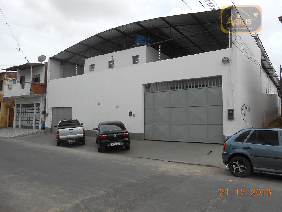 Galpão comercial para venda e locação, João Xxiii, Fortaleza - GA0003.