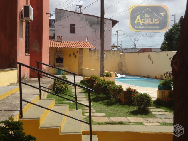 Apartamento residencial para venda e locação, Serrinha, Fortaleza - AP0231.