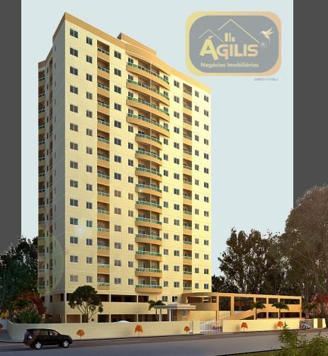 Apartamento residencial à venda, Damas, Fortaleza - AP0177.
