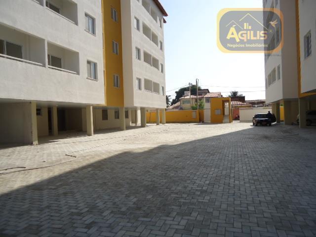 vende-se excelentes apartamentos novos e prontos para morar no bairro ellery ao lado do shopping rio...