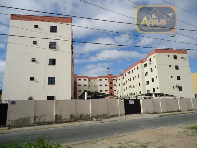 Apartamento Residencial à Venda, Presidente Kennedy, Fortaleza.