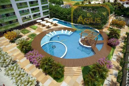 vende-se excelente apartamento no renaissance - com 02 salas, 03 quartos sendo 02 suítes, 03 banheiros,...