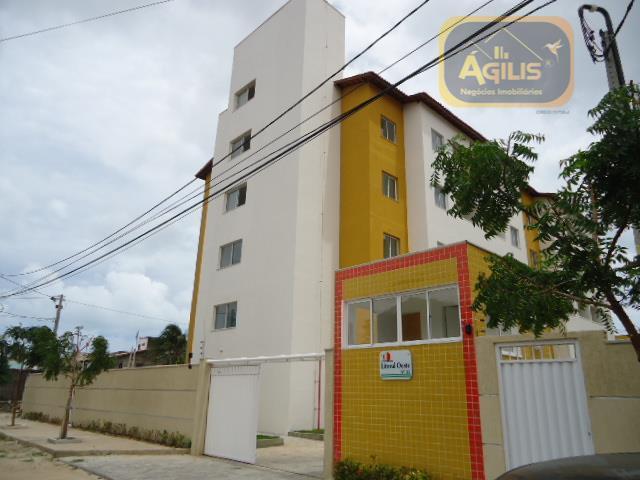 Apartamento com 2 dormitórios à venda, 50 m² por R$ 165.000,00 - Vila Ellery - Fortaleza/CE