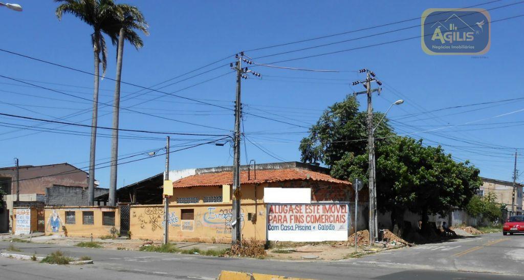 Terreno residencial para venda e locação, Henrique Jorge, Fortaleza - TE0030.