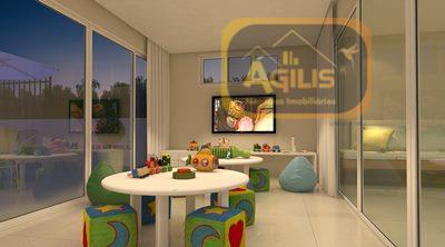 vende-se excelente apartamento no cond. francisco philomeno residence - com 2 salas, 02 ou 03 quartos...