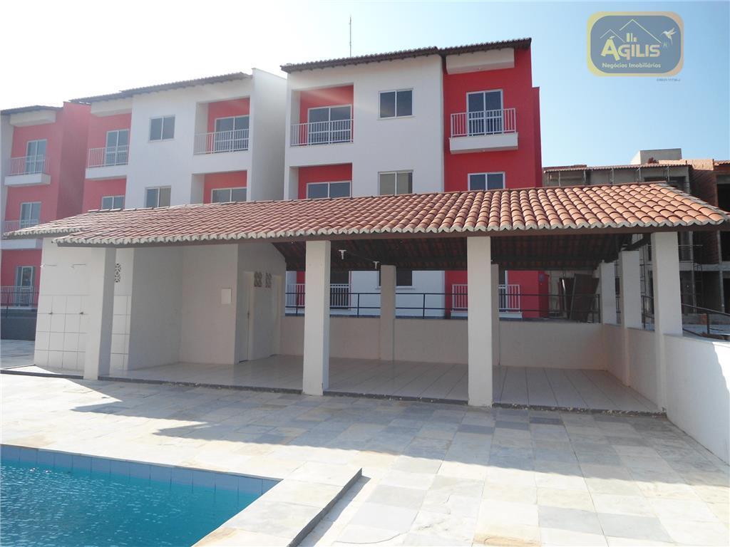 Apartamento Residencial para Locação, Icaraí, Caucaia.