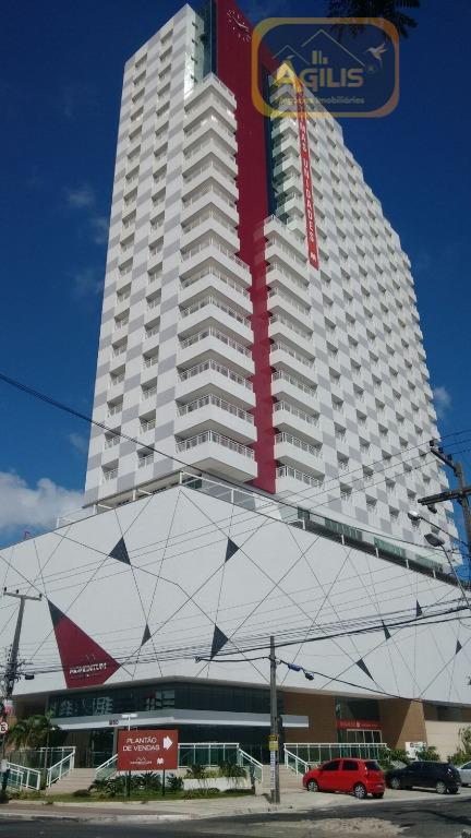 Sala comercial para locação, São Gerardo, Fortaleza - SA0013.