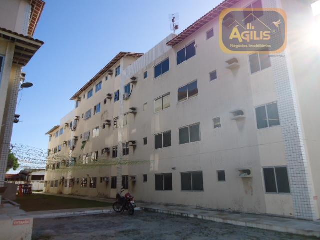Apartamento residencial para locação, Antônio Bezerra, Fortaleza - AP0413.