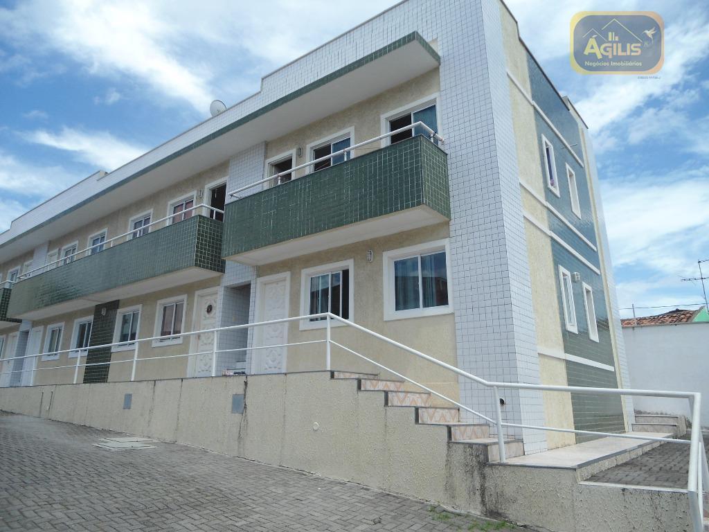 Apartamento com 2 dormitórios para alugar, 55 m² por R$ 649,00/mês - Antônio Bezerra - Fortaleza/CE