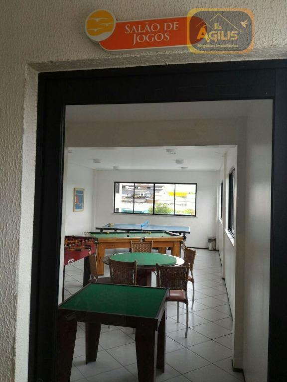 ótimo apartamento à venda na barra do ceará próximo ao sesi, ônibus na porta de 75m²...