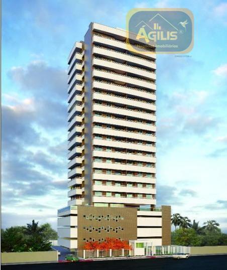 belíssimos apartamentos a venda em construção. sala de star e jantar, 03 quartos sendo 01 suite,...