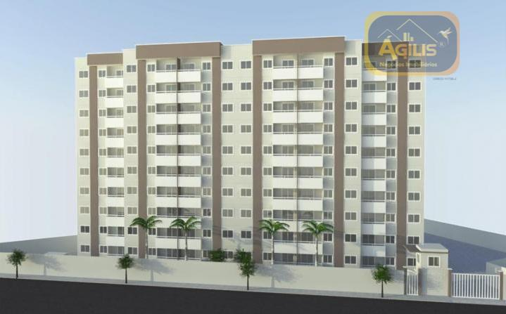 Apartamento  residencial à venda, Antônio Bezerra, Fortaleza.