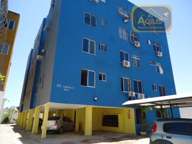 Apartamento residencial à venda, Monte Castelo, Fortaleza - AP0429.