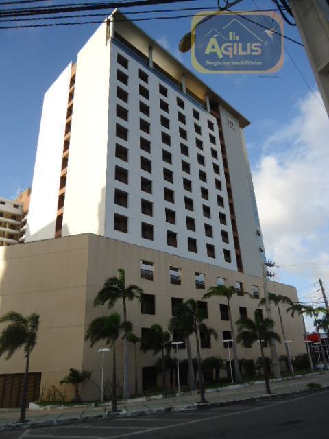 Sala comercial para venda e locação, Parquelândia, Fortaleza - SA0012.