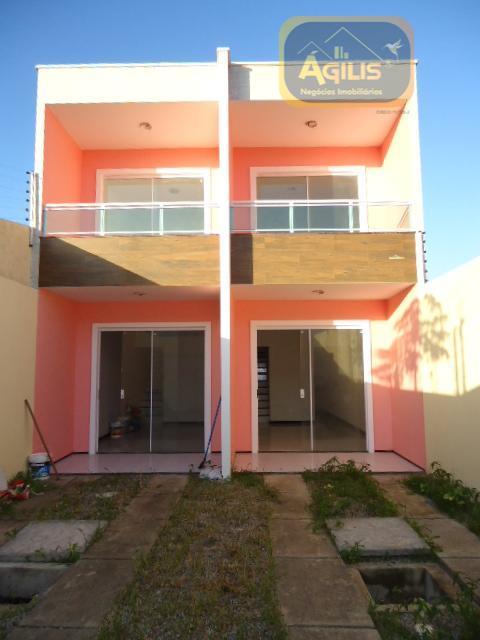 Casa Residencial à Venda, Siqueira, Fortaleza.