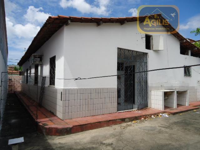 Casa residencial para locação, Quintino Cunha, Fortaleza.