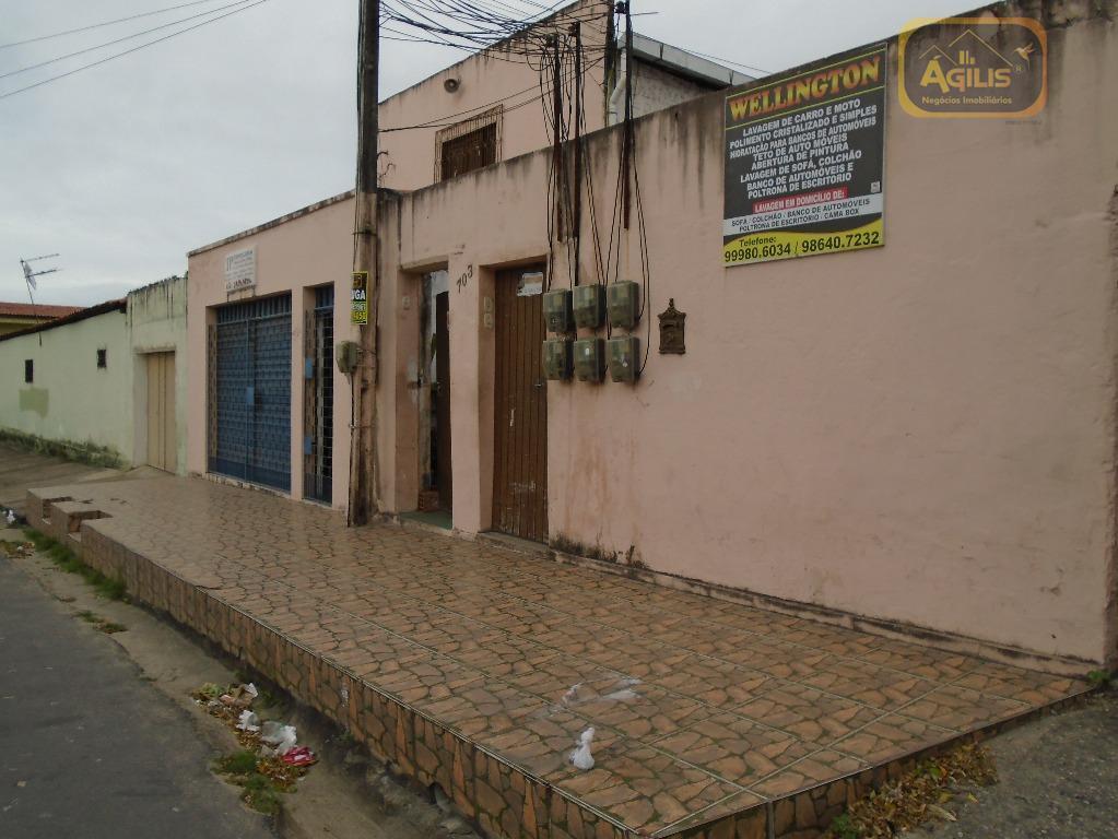Apartamento residencial para locação, Quintino Cunha, Fortaleza.