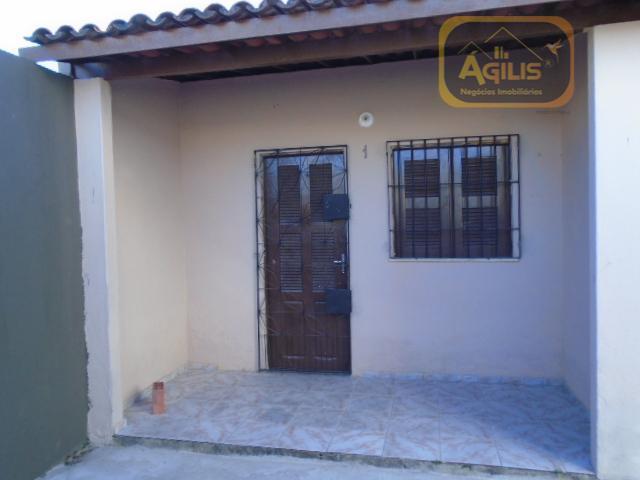 Casa residencial para locação, Barroso, Fortaleza - CA0396.