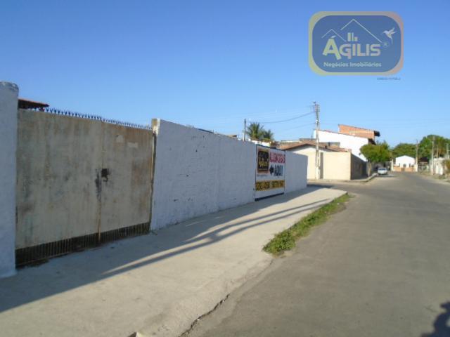Terreno comercial para locação, Barroso, Fortaleza.