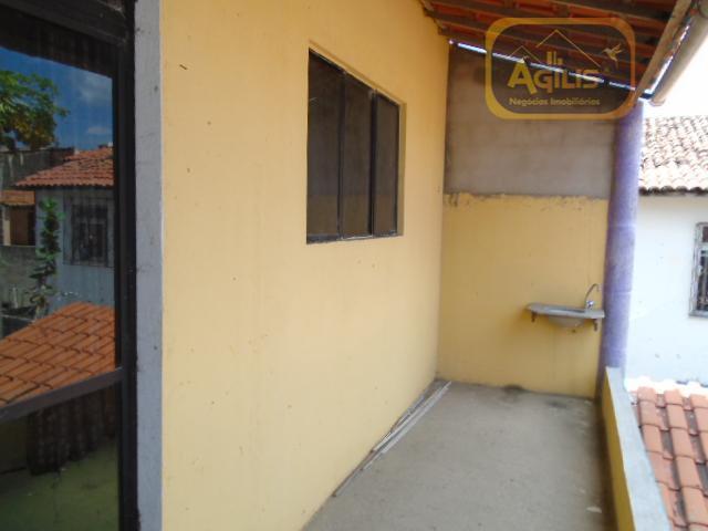 casa na parte térrea e galpão na parte superior, para morar e montar seu negócio, 2...