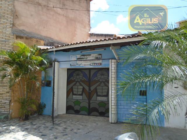 Casa comercial para locação, Antônio Bezerra, Fortaleza.