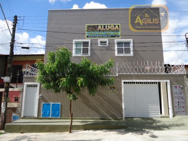 Apartamento com 2 dormitórios para alugar, 50 m² por R$ 590,00/mês - Pan Americano - Fortaleza/CE