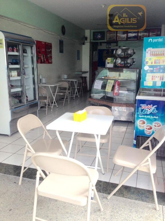 Loja comercial à venda, Fátima, Fortaleza.
