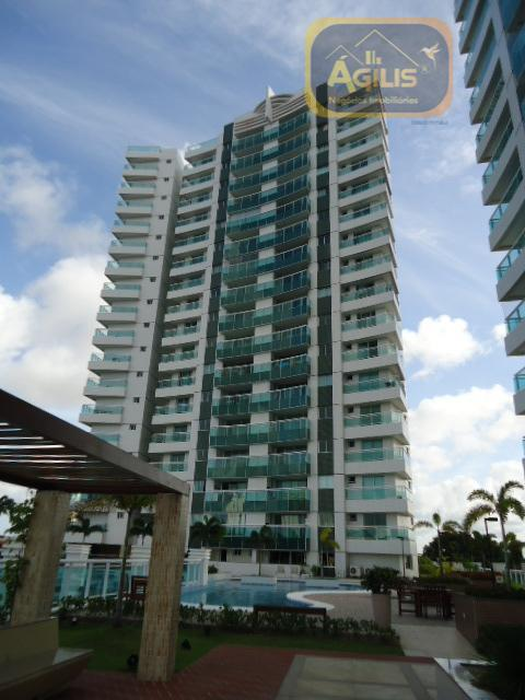 Apartamento residencial à venda, Patriolino Ribeiro, Fortaleza.