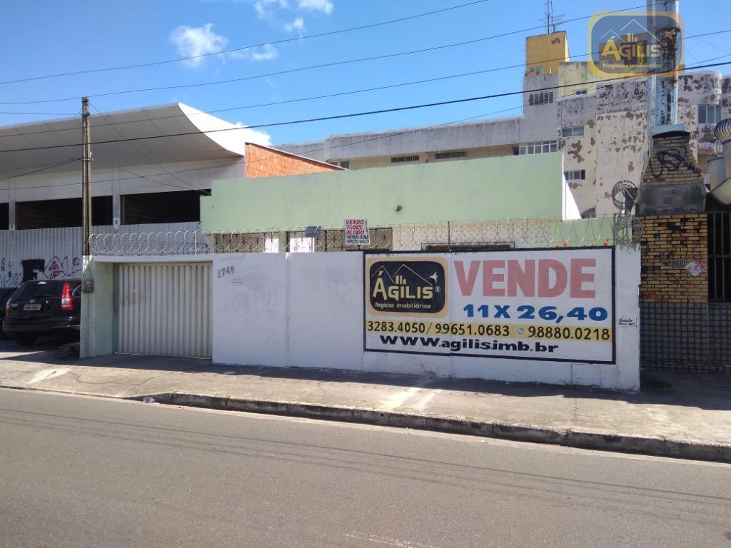 Casa residencial para venda e locação, Parquelândia, Fortaleza - CA0376.