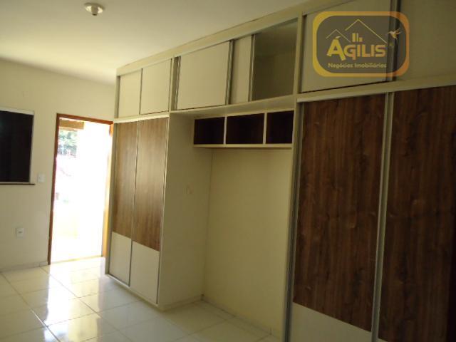 excelente casa duplex no jardim jatobá , siqueira, 2 vagas, 2 quartos, wc social, suíte reversível,...
