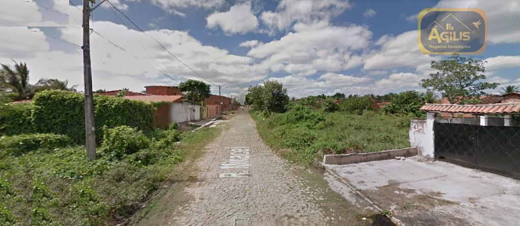 Terreno à venda, 1080 m² por R$ 149.000 - Siqueira - Fortaleza/CE