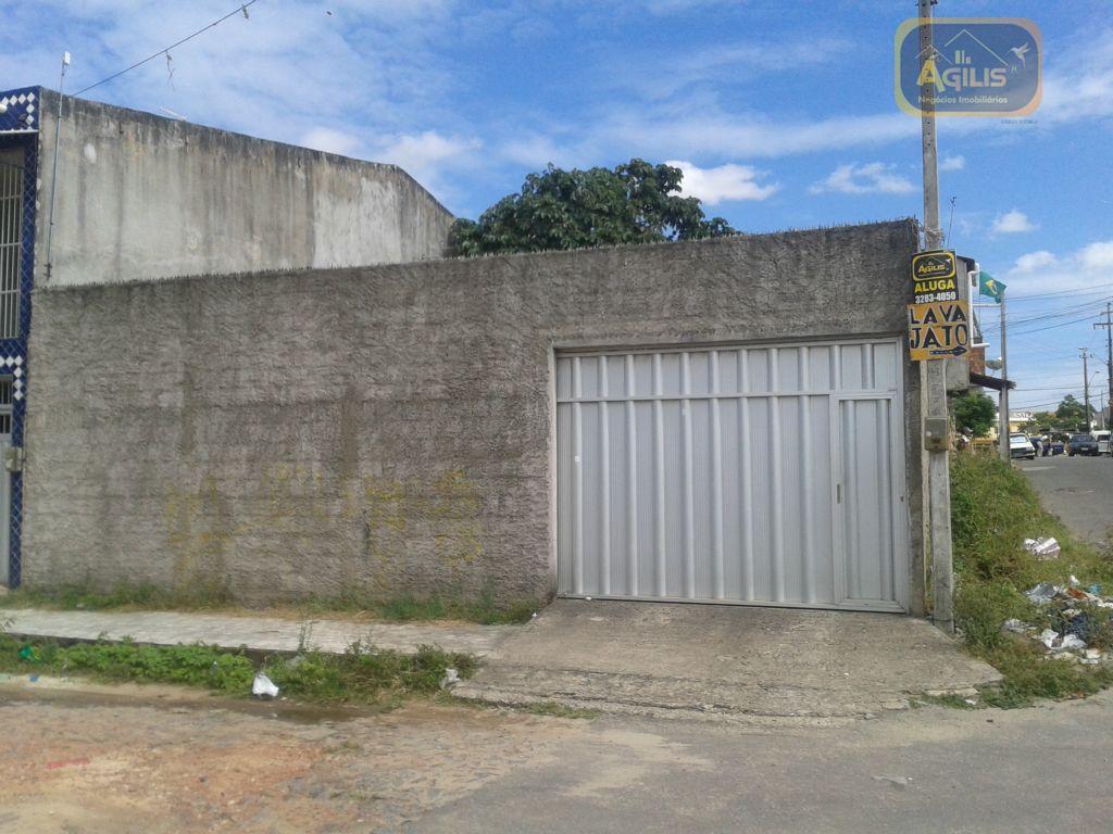 Terreno comercial para locação, Parque Genibaú, Fortaleza - TE0024.