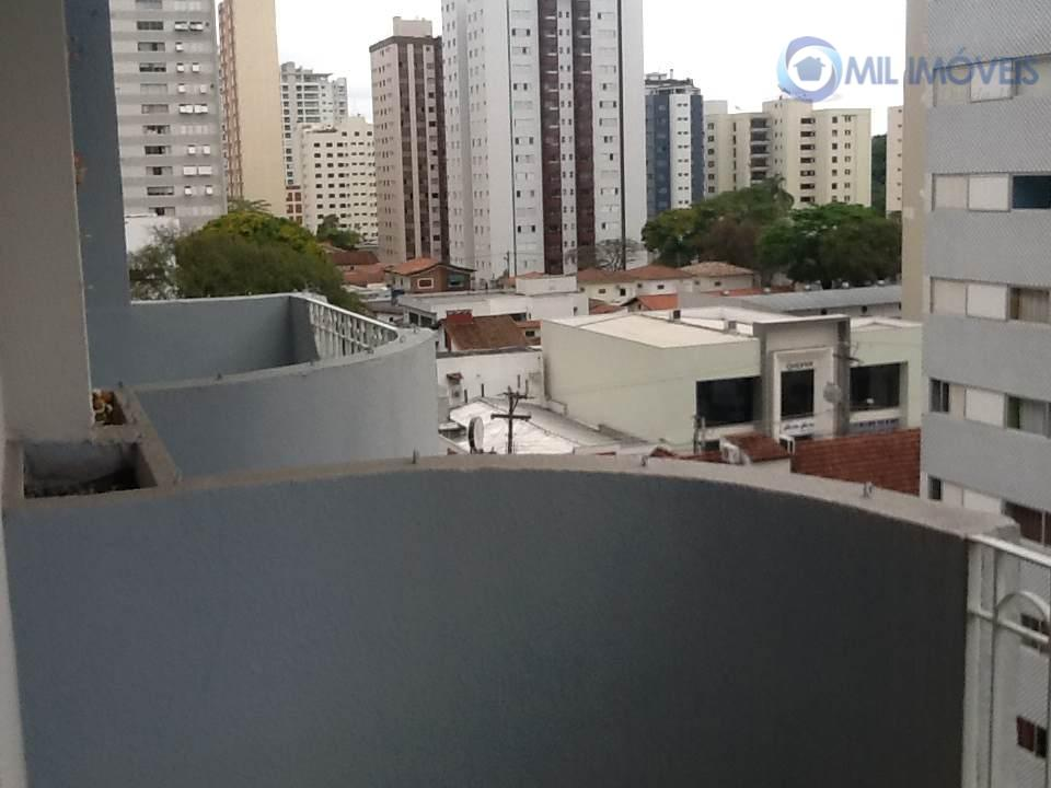 Apartamento residencial à venda, Vila Adyana, São José dos Campos - AP0398.