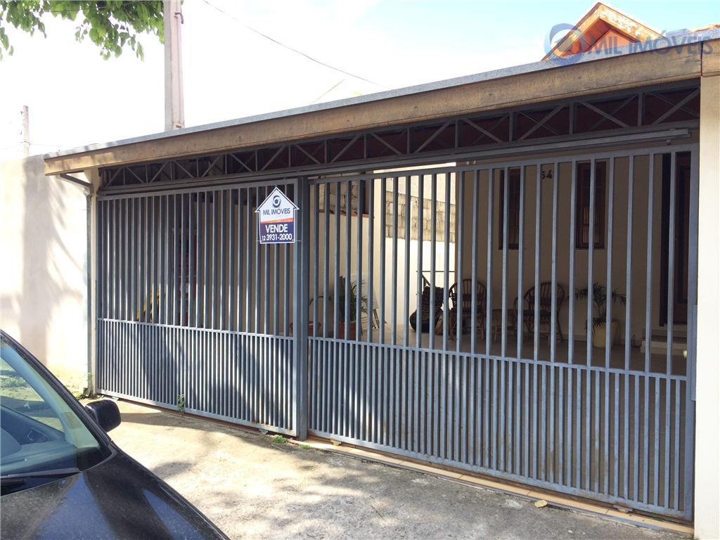 Casa residencial à venda, Jardim Uirá, São José dos Campos.