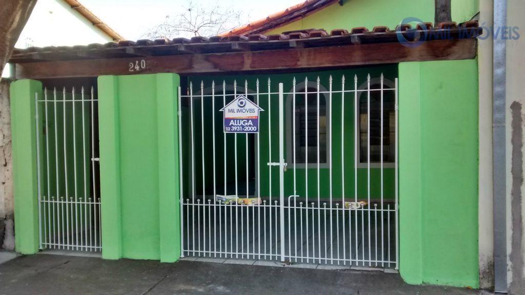 Casa com 2 dormitórios para alugar, 85 m² por R$ 950/mês - Palmeiras de São José - São José dos Campos/SP