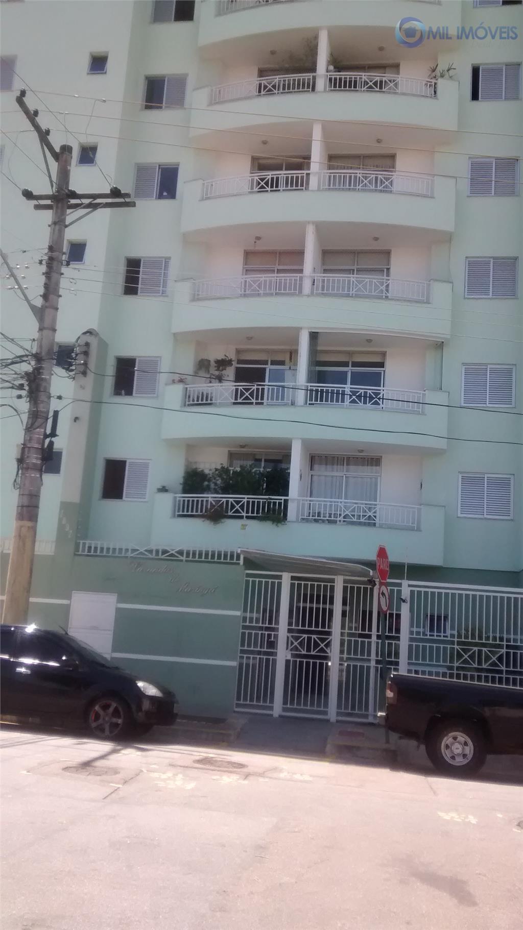 Apartamento residencial à venda, Jardim São Dimas, São José dos Campos.