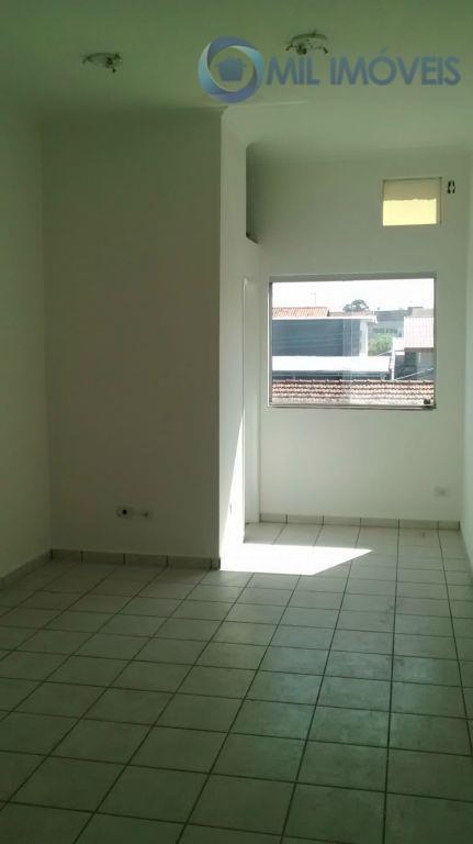 Sala comercial para locação, Jardim Satélite, São José dos Campos.