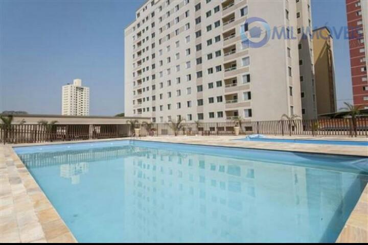 Cobertura  residencial para venda e locação, Conjunto Residencial Trinta e Um de Março, São José dos Campos.