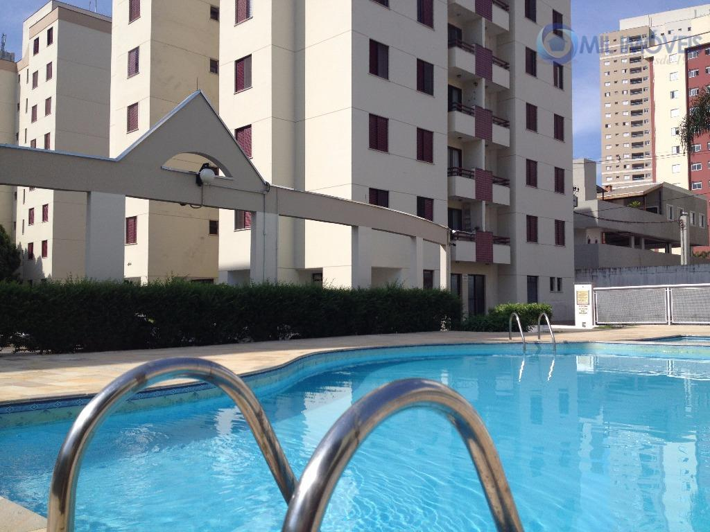 Apartamento residencial à venda, Conjunto Residencial Trinta e Um de Março, São José dos Campos.