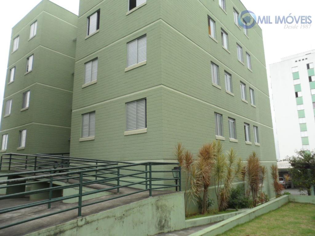 Apartamento residencial para locação, Vila Rossi, São José dos Campos.