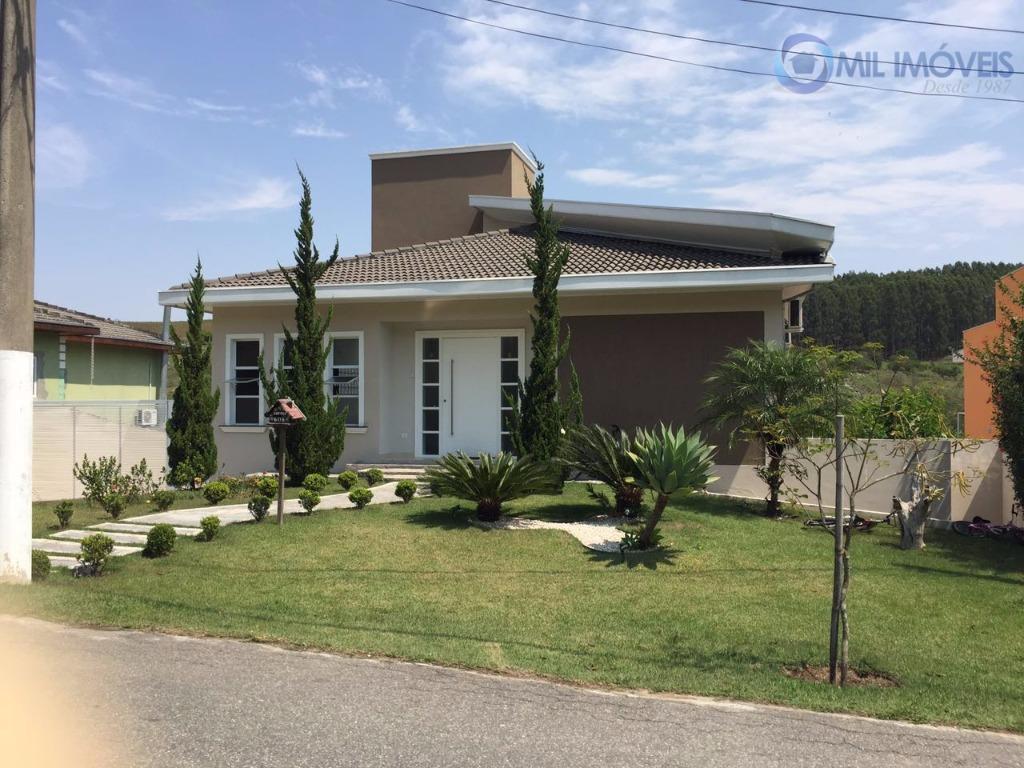Sobrado residencial à venda, Parque Mirante Do Vale, Jacareí - CA0895.