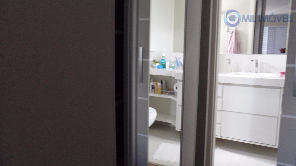 jardim aquarius - apartamento 125m² - 3 dormitórios, suíte, armários, ampla sala com sacada gourmet, lavabo,...