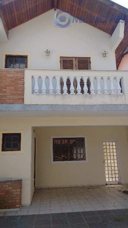 Sobrado residencial à venda, Jardim das Indústrias, São José dos Campos.